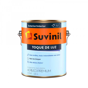 Acrilico Toque de Luz Suvinil 3,6L
