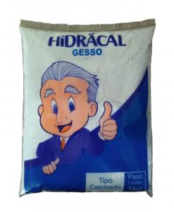 Gesso Hidracal 1kg