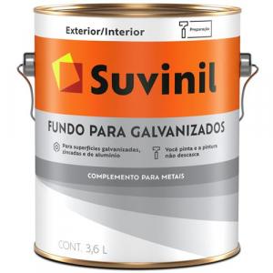 Fundo Galvanizado Suvinil