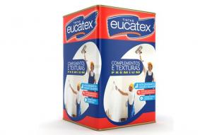 Textura Acrilica Eucatex Lisa 23kg