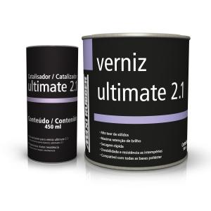 Verniz Ultimate 2.1 Maxi Rubber