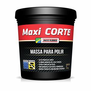 Massa Polir MaxCorte Maxi Rubber