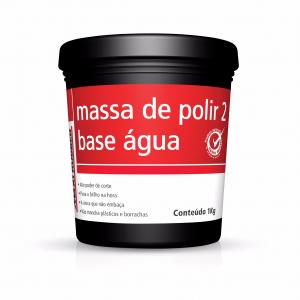 Massa Polir N2 Base Agua Maxi Rubber