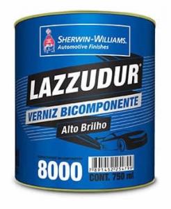 Verniz Bicomponente 8000 Lazzuril