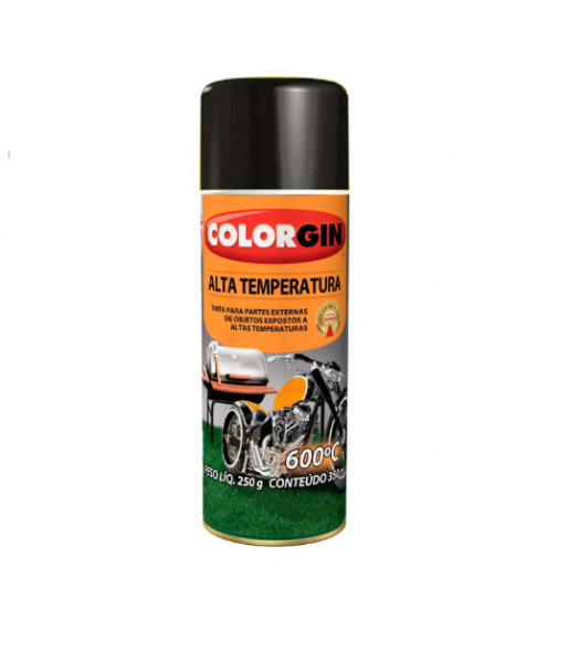 Spray Colorgin Alta Temperatura