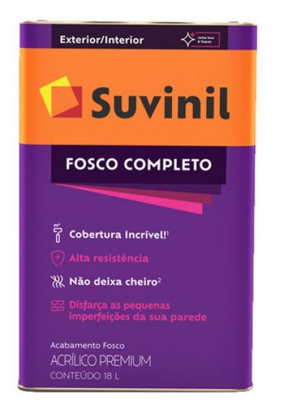 Acrilico Fosco Completo Suvinil 18L