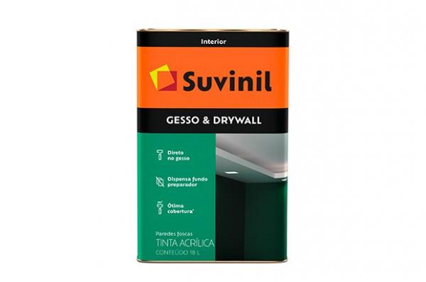 Tinta Gesso & Drywall Suvinil