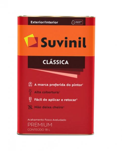 Latex Classica Suvinil Branco