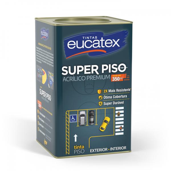 Acrilico Super Piso Eucatex