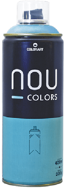 Spray Colorart NOU Colors