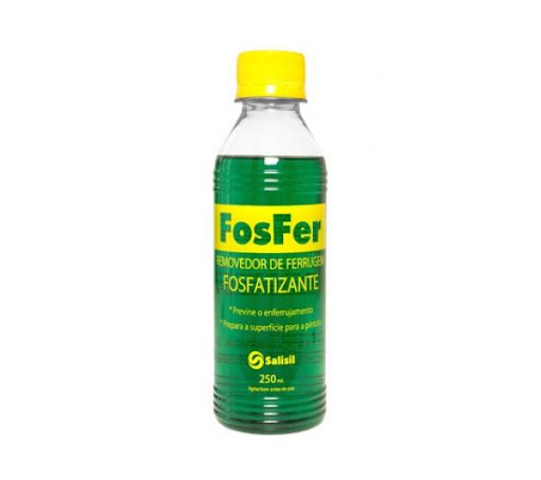 Removedor Ferrugem Fosfer Salisil 250ml
