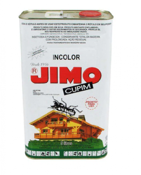 Jimo Cupim Incolor 5 litros
