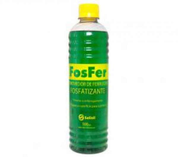 Removedor Ferrugem Fosfer Salisil 500ml