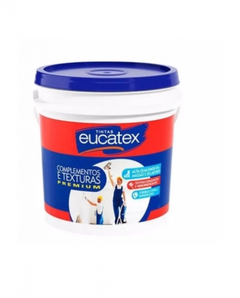 Massa Corrida Eucatex 25kg