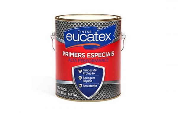 Eucatex Cromato de Zinco 900ml