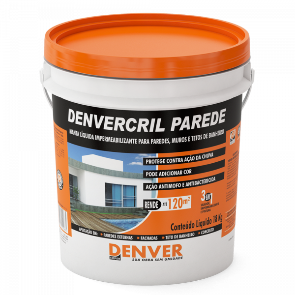 Denvercril Parede 18 Kg