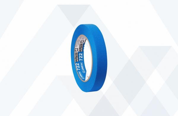 Fita Crepe 722 Azul Adelbrass