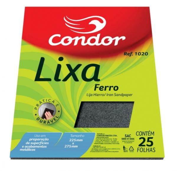 Lixa Ferro Condor