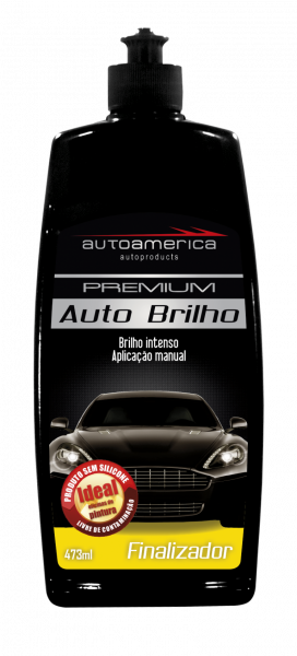 Auto Brilho Autoamerica 500ml