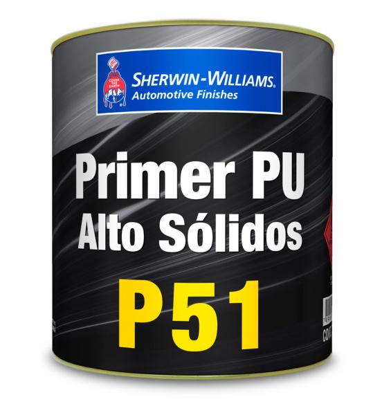 PRIMER PU ALTO SOLIDO P51 LAZZURIL