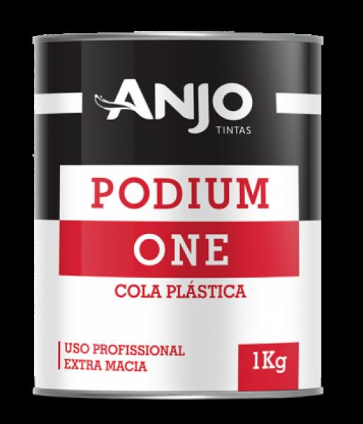 Cola Plastica Podium One Anjo