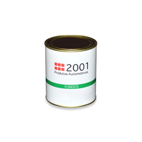 Primer Pu 5x1 Vermelho Oxido 2001