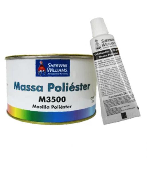 Massa Poliester M3500 Lazzuril