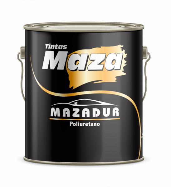 Esmalte PU Maza Kit C/ Catalisador