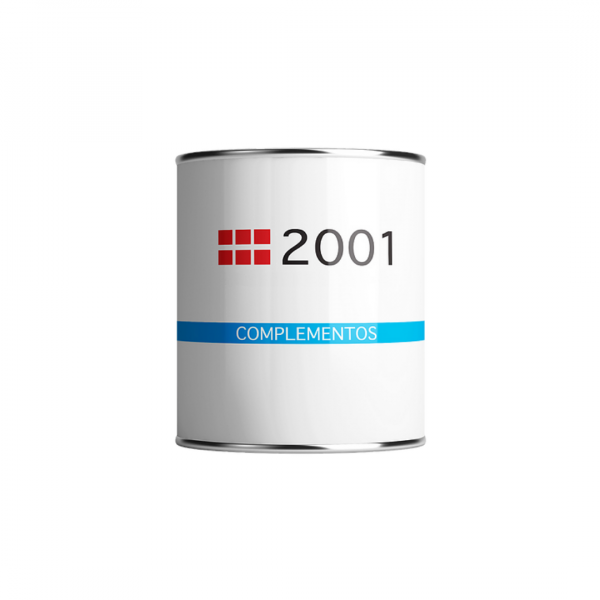 Selador Plastico 2001 900ml
