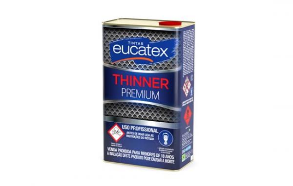 Thinner 9116 Eucatex