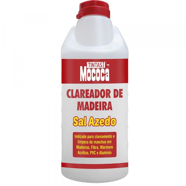 Clareador de Madeira Mococa 1L