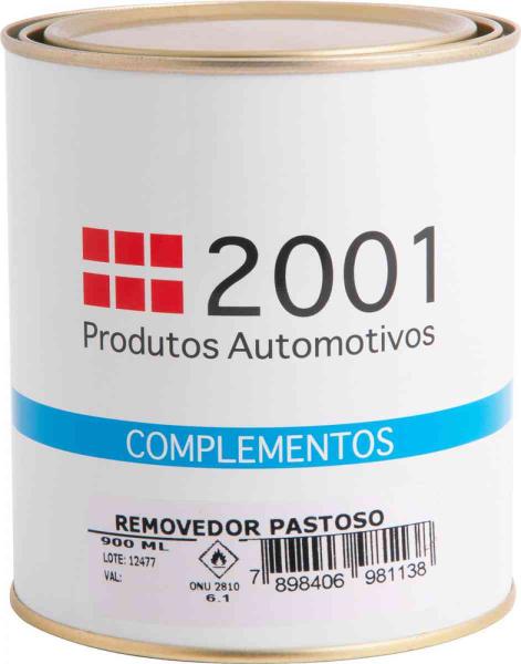 Removedor Pastoso 2001