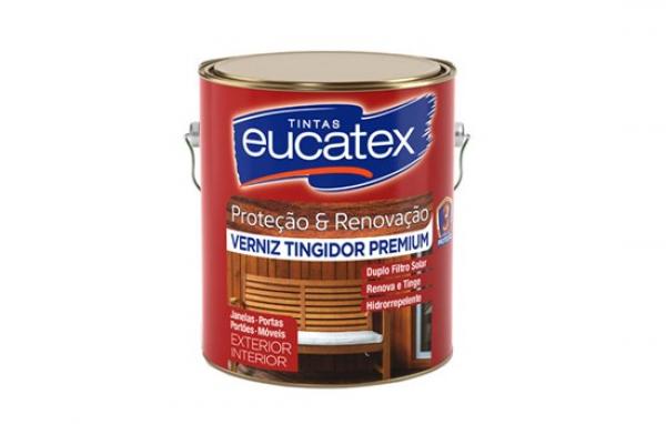 Verniz Tingidor Eucatex