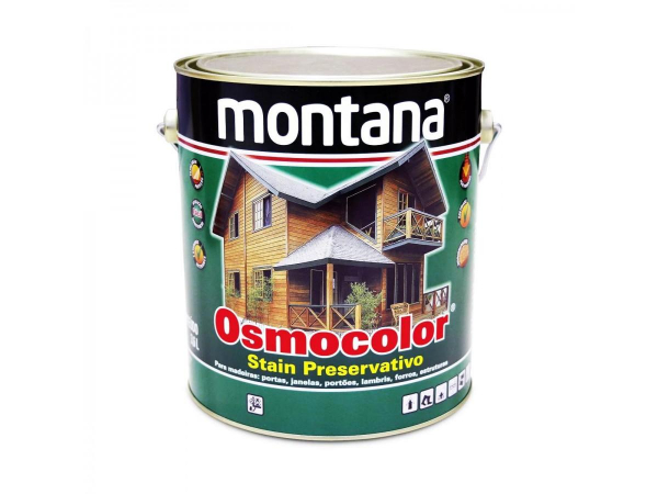 Osmocolor Stain Montana Cores Semitransparente