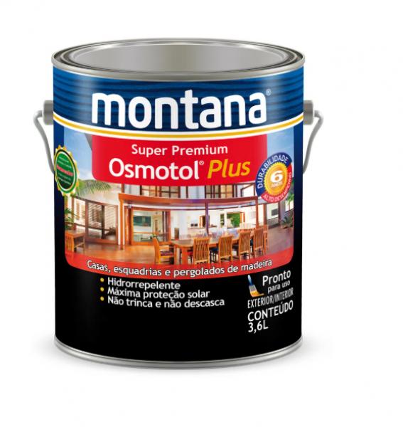 Verniz Osmotol Plus Montana 3,6L