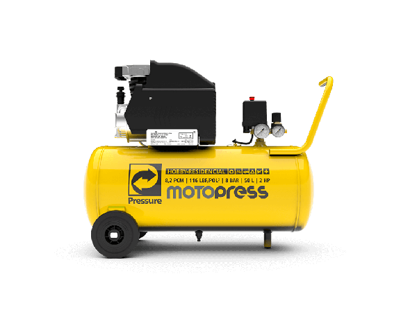 Compressor Pressure Modelo MotoPress 50L