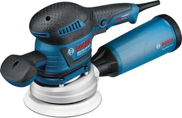 Lixadeira excêntrica Bosch GEX 125-150 AVE Professional