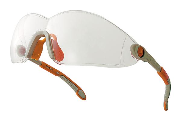 Oculos Proteção Delta Plus Vulcano2 Clear