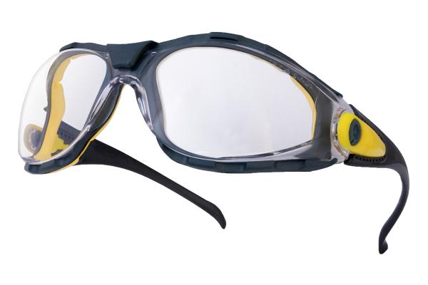 Oculos Proteção Delta Plus Pacaya Clear