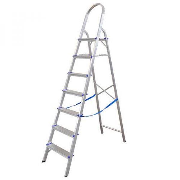 Escada Aluminio Real 7 degraus