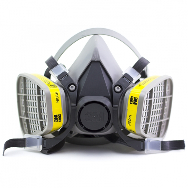 Respirador 3M 6200 Kit