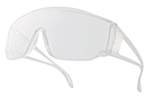 Oculos Proteção Delta Plus Piton2 Clear